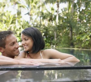 Par på ferie