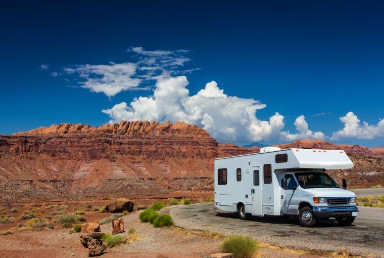 Camping i USA