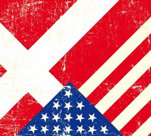 Danmark og USA